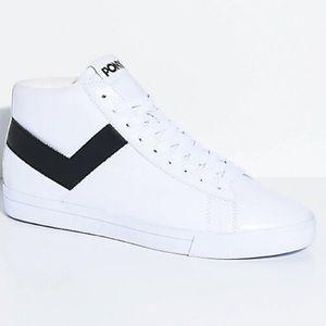 PONY hightop sneakers